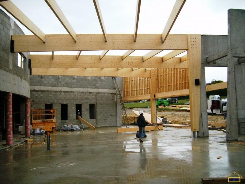 Bâtiment de restauration collective à St Germain du Puy (18) 2.JPG